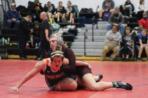 Girls' Wrestling: History in the Making